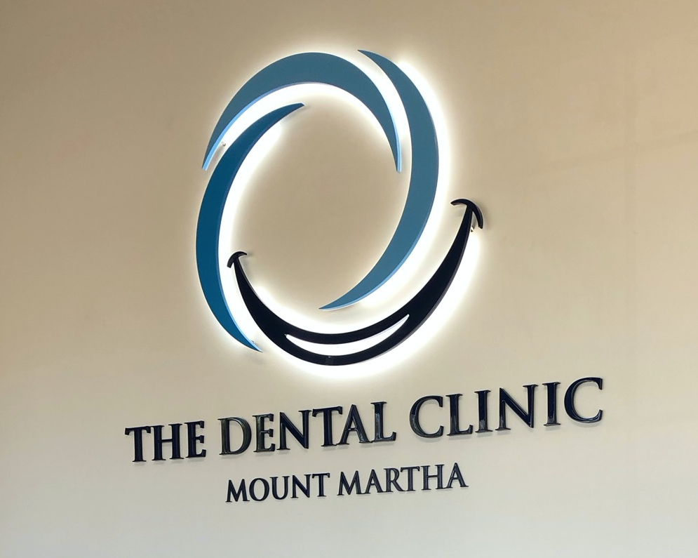 The Dental Clinic Sign